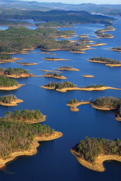 CLICK HERE FOR A VIRTUAL LAKE OUACHITA TOUR